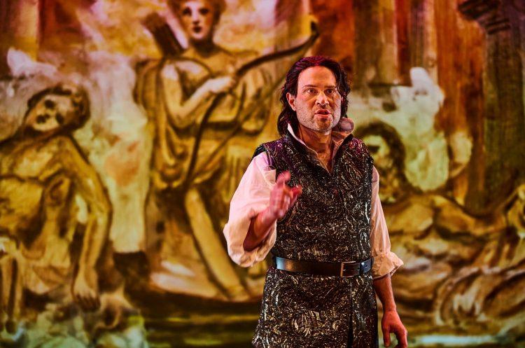 Haymarket Opera Continues Handel Series With Filmed 'Orlando' Starring Bejun Mehta