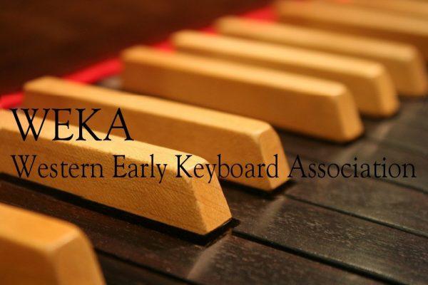 Western Early Keyboard Association